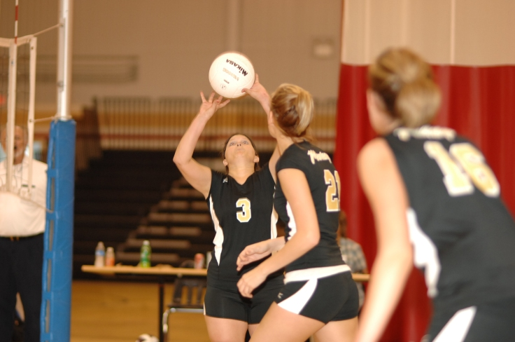 Lady Cats Volleyball