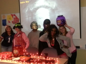 Halloween images from the PCC!