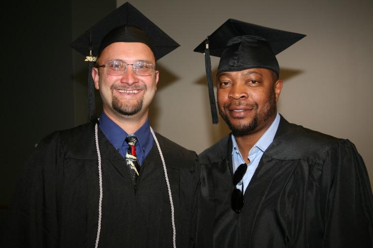 Daniel Sequens (l) and Saheed Sanusi (r).JPG
